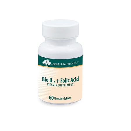 Bio B12 + Folic Acid - Lemon Water Wellness