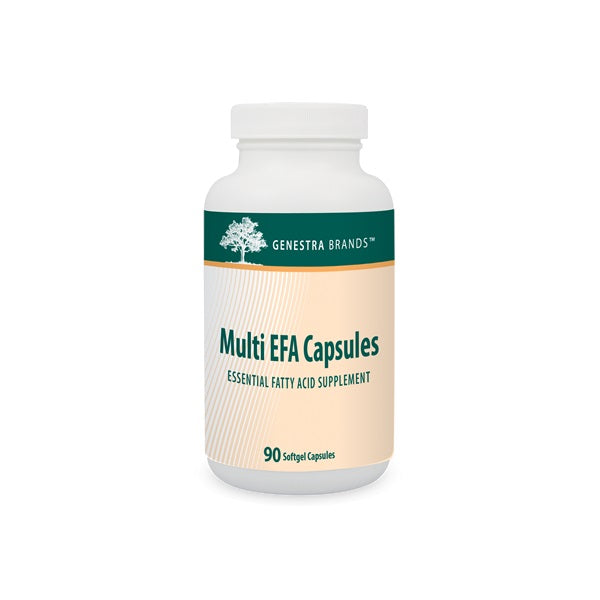 Multi EFA Capsules - Lemon Water Wellness