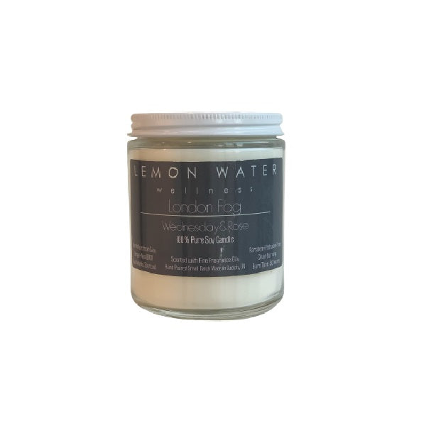 London Fog - Pure Soy Candle