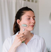 Dual Action Jade Facial Roller - Lemon Water Wellness