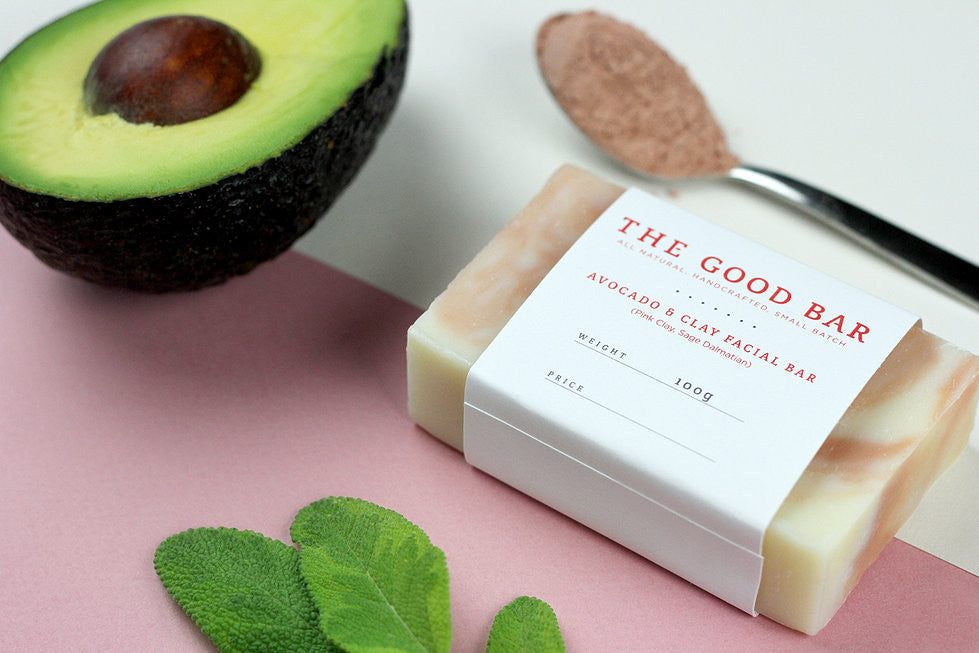 Avocado & Clay Facial Bar