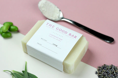 Kaolin Clay & Lavender Cleansing Bar