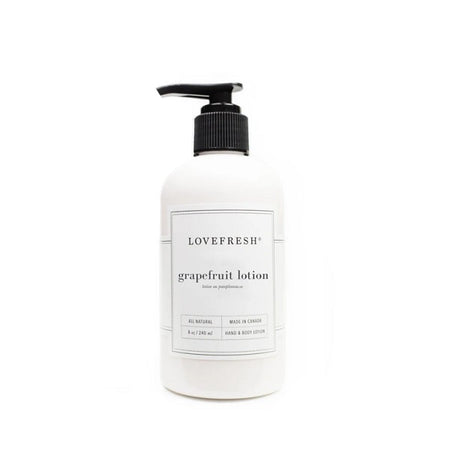 Grapefruit Hand & Body Lotion - Lemon Water Wellness
