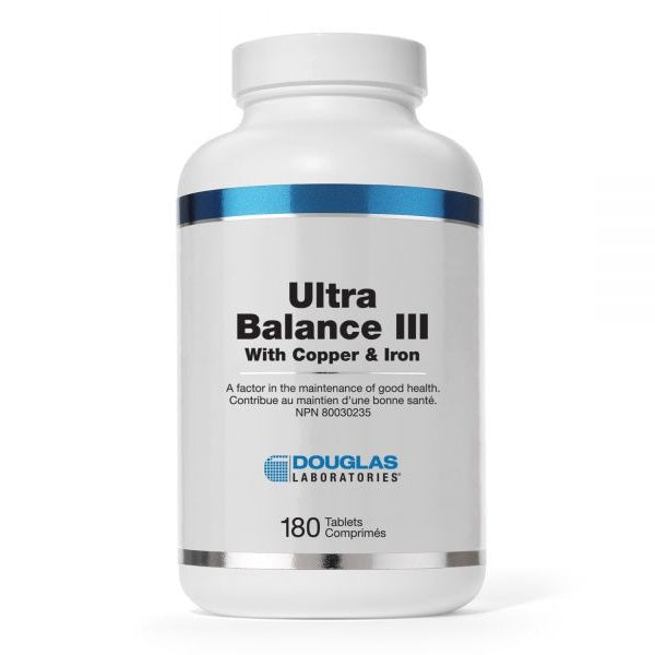 Ultra Balance® III with Copper and Iron