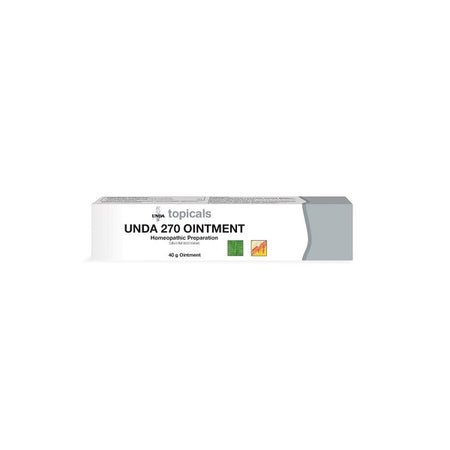 UNDA 270 Ointment - Lemon Water Wellness