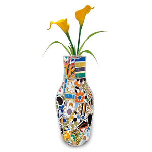 Barceloning Trencadis Cotton Flower Vase-Boomingdutch