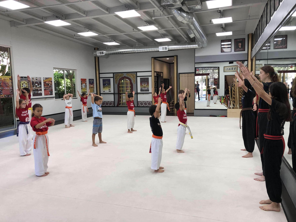 Summer Camp Sessions East West Kung Fu Schools