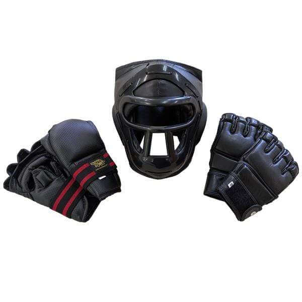 Full Contact Fight Gear Package