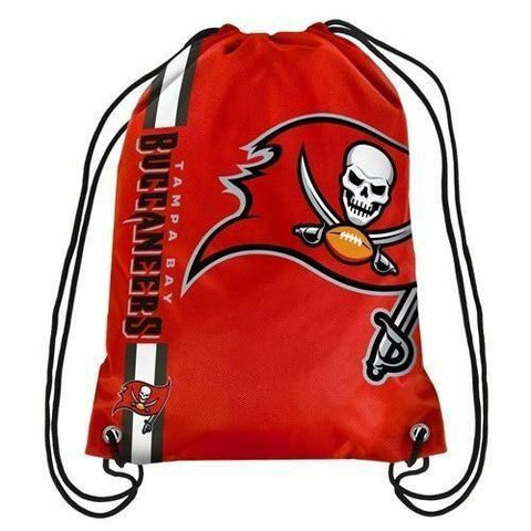 TAMPA BAY BUCCANEERS DRAWSTRING BAG