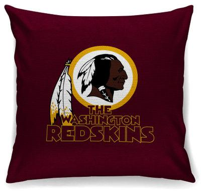 WASHINGTON REDSKINS PILLOW