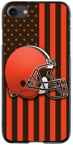 CLEVELAND BROWNS PHONE CASE