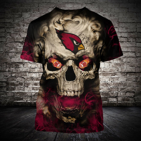 ARIZONA CARDINALS MEN'S CLASSIC 3D T-SHIRT