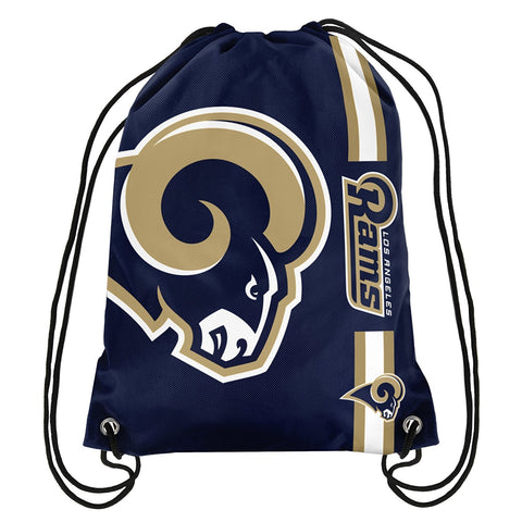 LOS ANGELES RAMS DRAWSTRING BAG