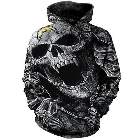 CHARGERS  3D HOODIE UNIQUE 70