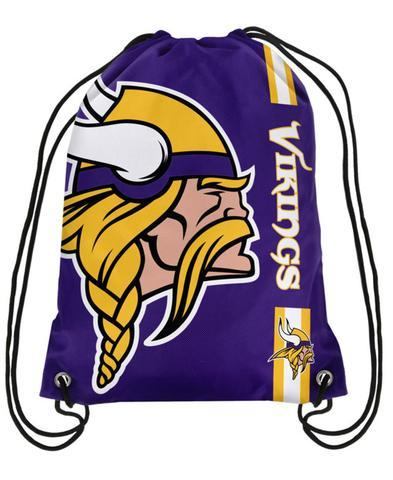 MINNESOTA VIKINGS DRAWSTRING BAG