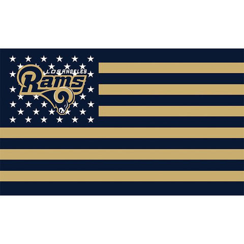 Los Angeles Rams FLAG 3×5 FT