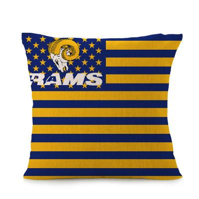 LOS ANGELES RAMS PILLOW