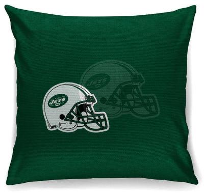 NEW YORK JETS PILLOW