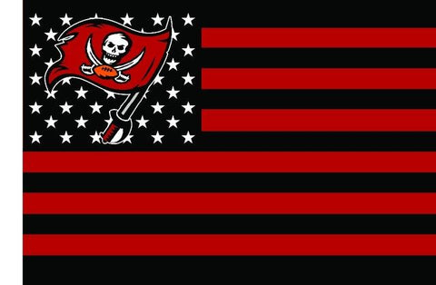 TAMPA BAY BUCCANEERS FLAG 3×5 FT