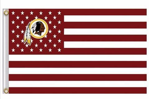 WASHINGTON REDSKINS FLAG 3×5 FT