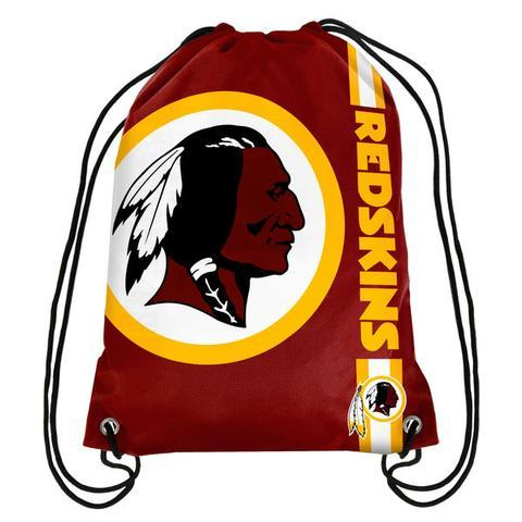 WASHINGTON REDSKINS DRAWSTRING BAG