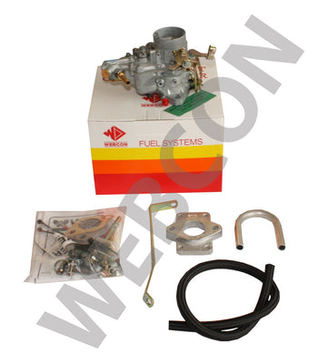 Kit Carburateur WEBER Conversion Solex PICT VW Golf 1.5  (1457cc) 1977-80