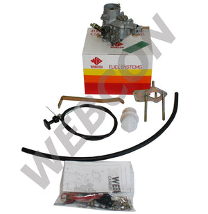 Kit Carburateur WEBER Conversion Solex 31 PICT VW Golf 1.1  (1093cc) 1974-79 (pipe admission 2 boulons)