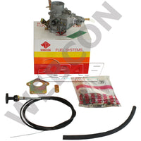 Kit Carburateur WEBER Conversion Solex 35PDSIT Audi 80 / VW Passat 1.3/1.5/1.6 1972-81