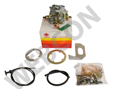 Kit Carburateur Weber Conversion Zenith 2B4 BMW E21