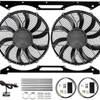 Kit Ventilateur Revotec Land Rover Series 3 V8
