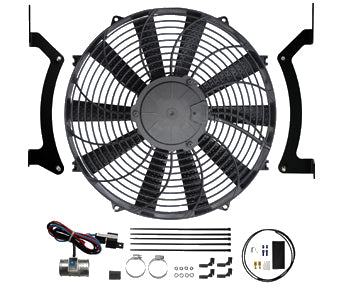 Kit Ventilateur Revotec Land Rover Series 2, 2A and 3
