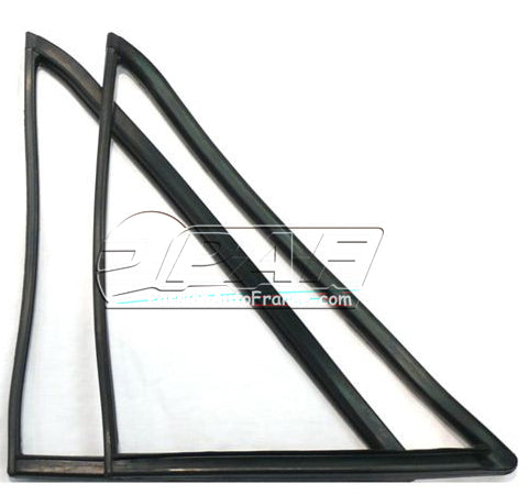 Joint de vitres triangle avant Ford Cortina MK1 (paire)