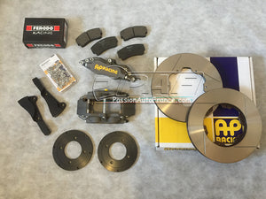 Kit Freins AP Racing 13'' Ford Escort MK1/MK2