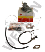 Kit Conversion WEBER Carburateur Ford Motorcraft VV 1.6 OHC Capri Cortina Sierra Sapphire Taunus Boite Manuelle (1980-88)