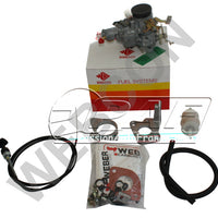 Kit Conversion WEBER Carburateur Ford Motorcraft VV 1.6 OHC Capri Cortina Sierra Sapphire Taunus Boite Auto (1980-85)