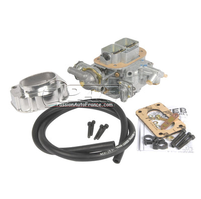 Kit Carburateur WEBER Conversion Solex 32 DIDTA Opel Rekord / Manta 19S 1970-75 Starter Automatique