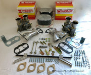 Kit Conversion 2 x Weber 48 IDF7S VW Type 1 & 2 1600cc