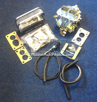 Kit Conversion WEBER Carburateur WEBER pour Suzuki Vitara 1.6