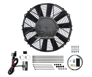 Kit Ventilateur Revotec MG Midget ''Vertical Flow''