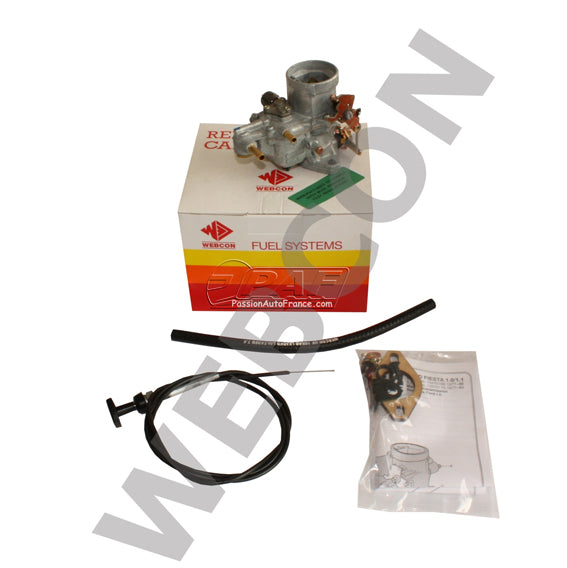 Kit Webcon Weber Conversion Ford Fiesta 1.1 (1117cc) 1977-83