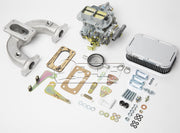 Kit Carburateur WEBER conversion doubles SU MGB serie B