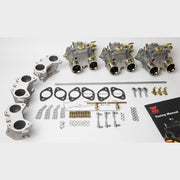 Kit Conversion Triple Carburateurs WEBER 40 DCOE pour MGC 6 Cylindres