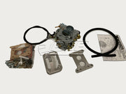 Kit Carburateur WEBER Conversion GM Varajet II Opel Rekord / Omega / Manta 1.8 (1796cc), 1982-88