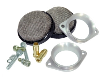 Kit filtre à air grillage cornet Carburateur WEBER 44/48 IDF