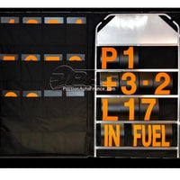 Kit Tableau Panneautage B-G RACING Large