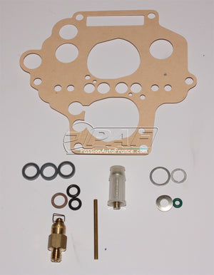 Kit de réfection Weber 34 DMTR Citroen, Lancia, FIAT