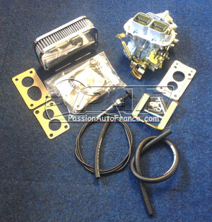 Kit Conversion WEBER Carburateur WEBER pour Suzuki Santana / Samurai SJ413