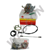 Kit Conversion WEBER Carburateur Ford Motorcraft VV 1.6 (1597cc) Escort CVH 1982-85 Boite Auto