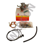 Kit Conversion WEBER Carburateur Ford Motorcraft VV 1.6 (1597cc) Escort CVH 1982-85 Boite manuelle