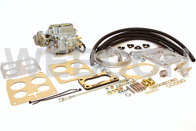 Kit conversion WEBER Carburateur Solex 4A1 BMW 320/520 1990CC 1977-83 Starter Auto